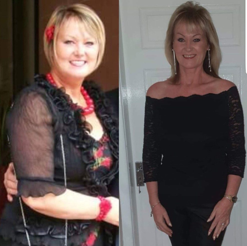 Debra Scott Low carb group care merseyside