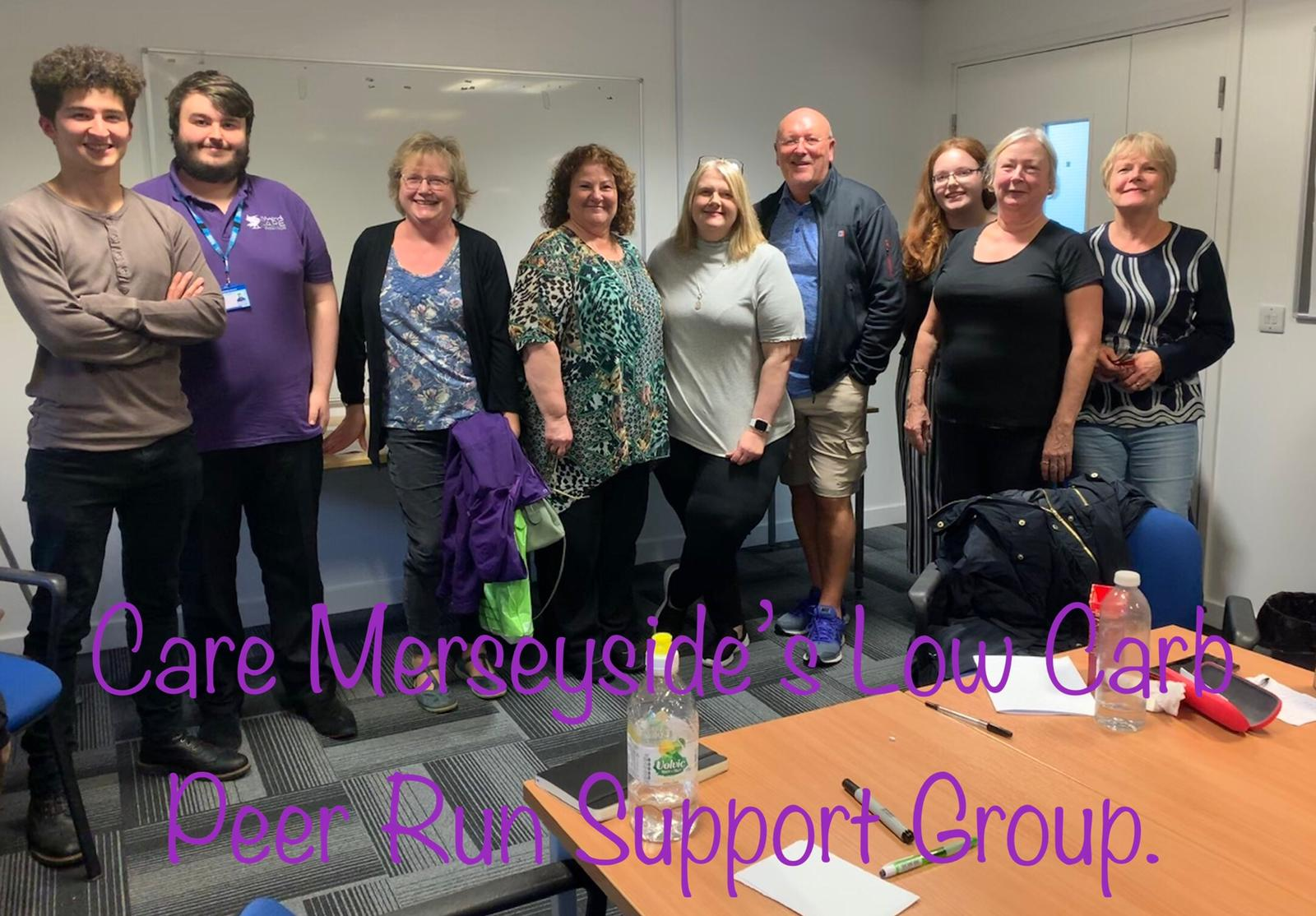 care merseyside low carb peer support group