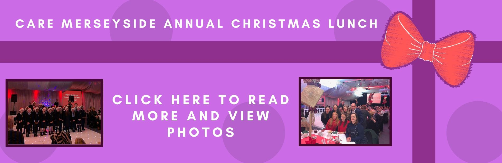 Care Merseyside Annual Christmas Lunch 2019